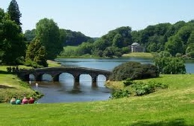 The Lake, Stourhead Gardens